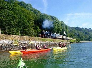Sea Kayak Devon
