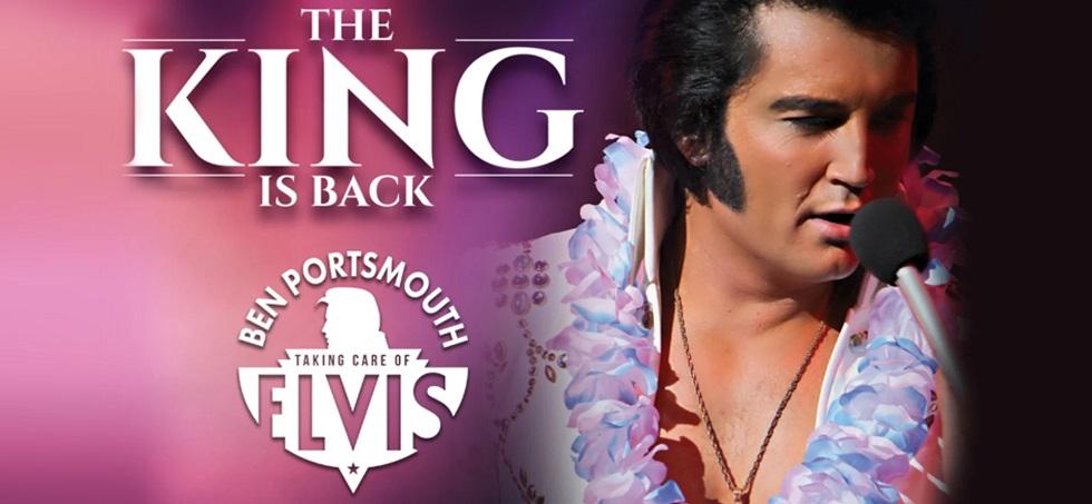 Elvis is Back Ben